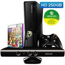 Xbox 360 250GB com Kinect