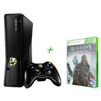 Xbox 360 4GB - Microsoft S4G-00005 + Assassins Creed Revelations