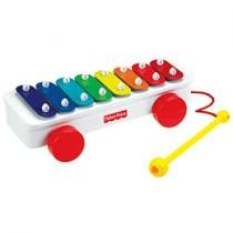 Xilofone Divertido 8 Teclas - Fisher-Price
