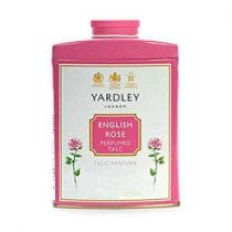 Yardley London English Rose - Talco Feminino 200 g