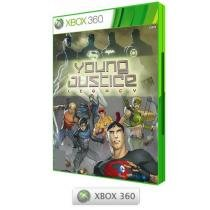 Young Justice Legacy para Xbox 360 - Little Orbit