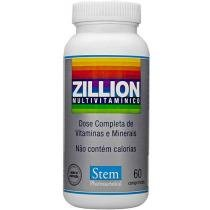 Zillion 60 Cápsulas - Stem Pharmaceutical