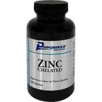 Zinc Chelated 100 Tabletes Performance Nutrition