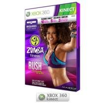 Zumba Fitness Rush p/ Xbox 360 Kinect - Majesco Entertainment