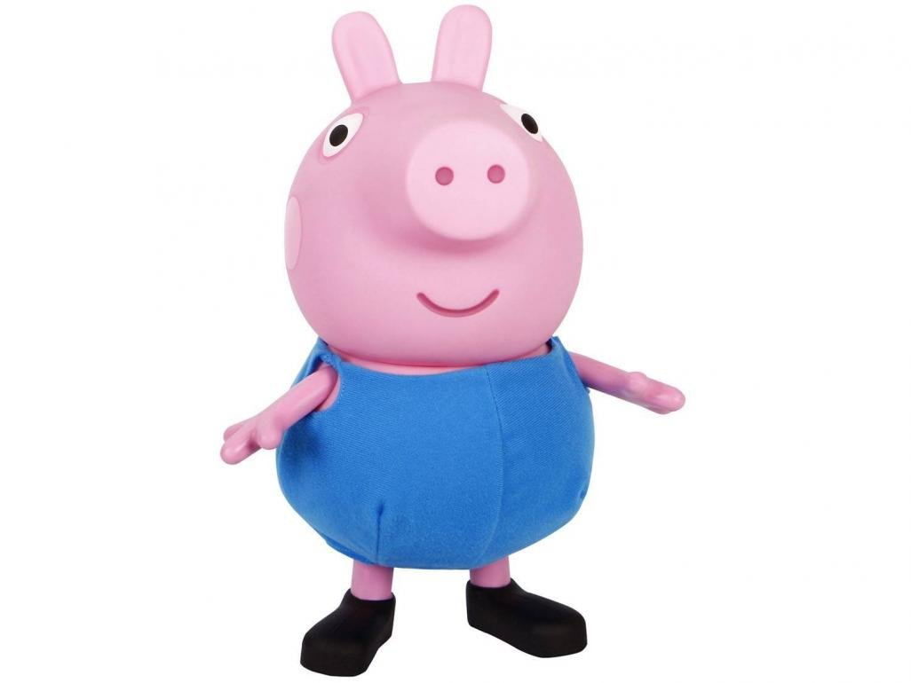 Fisher-Price Peppa Pig – Peppa and Family Figure Set