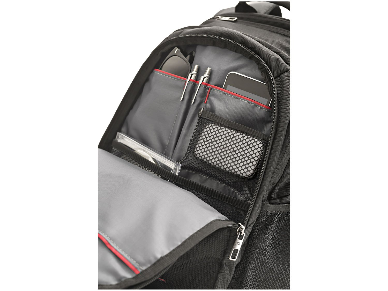 Mochila Samsonite para Notebook Guard IT Preto - 5