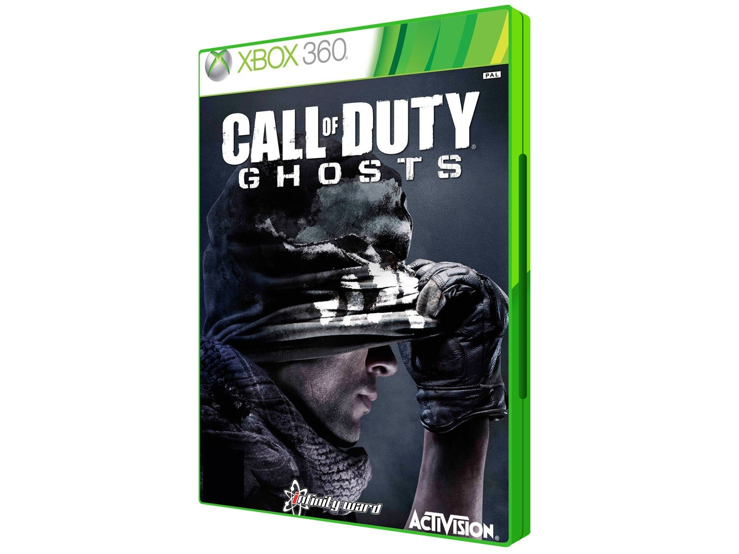 Call Of Duty: Ghosts p  Xbox 360 Activision - Jogos para Xbox 360