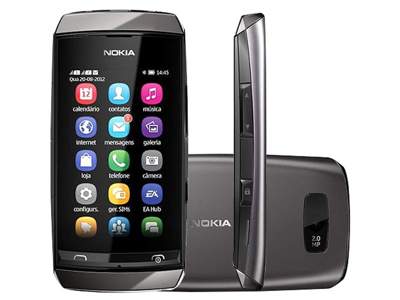 why are nokia asha 305 java games free download their system