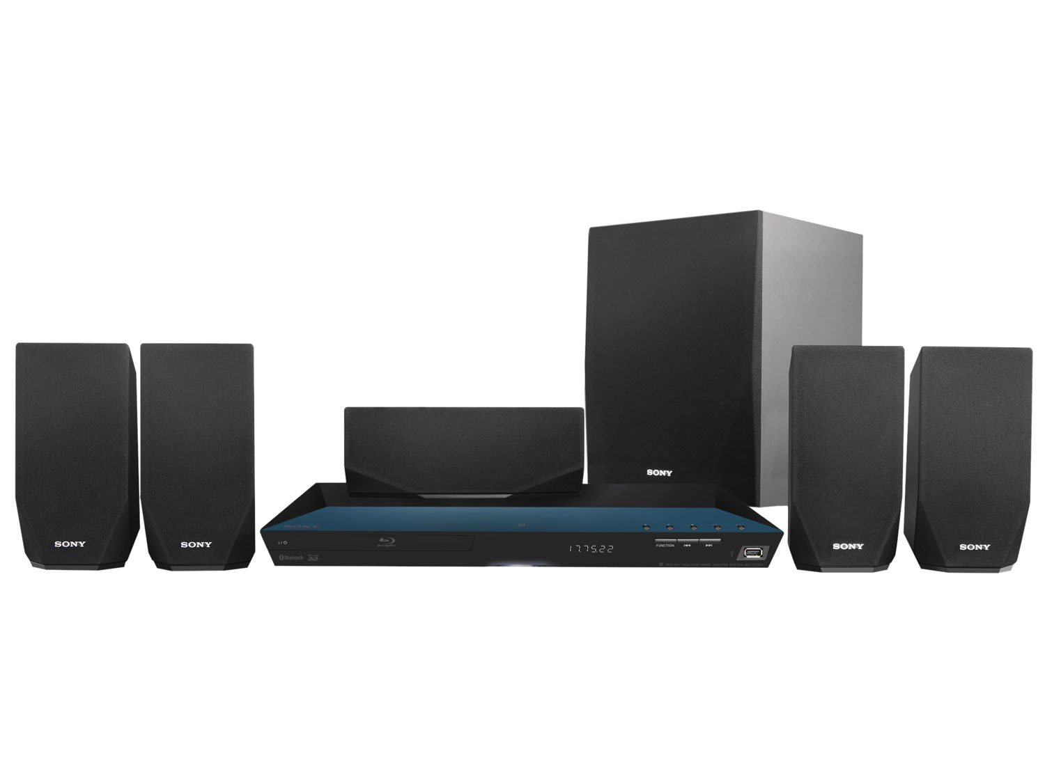 sony 3d surround sound home theater system 9 1 rack rv m. Black Bedroom Furniture Sets. Home Design Ideas