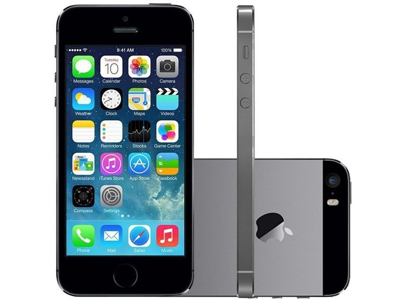 Brand New Sealed Apple iPhone 5s 5 S 16 GB Space Grey