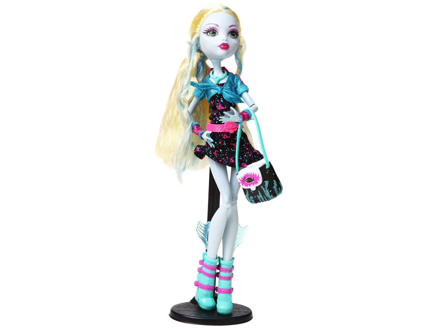 Product description. Monster High Toralei Stripe Doll: The ghouls from Monster High are freakishly fabulous. The kids from Monster High are the coolest ghouls in school with their fashions, accessories and scary cute pets.