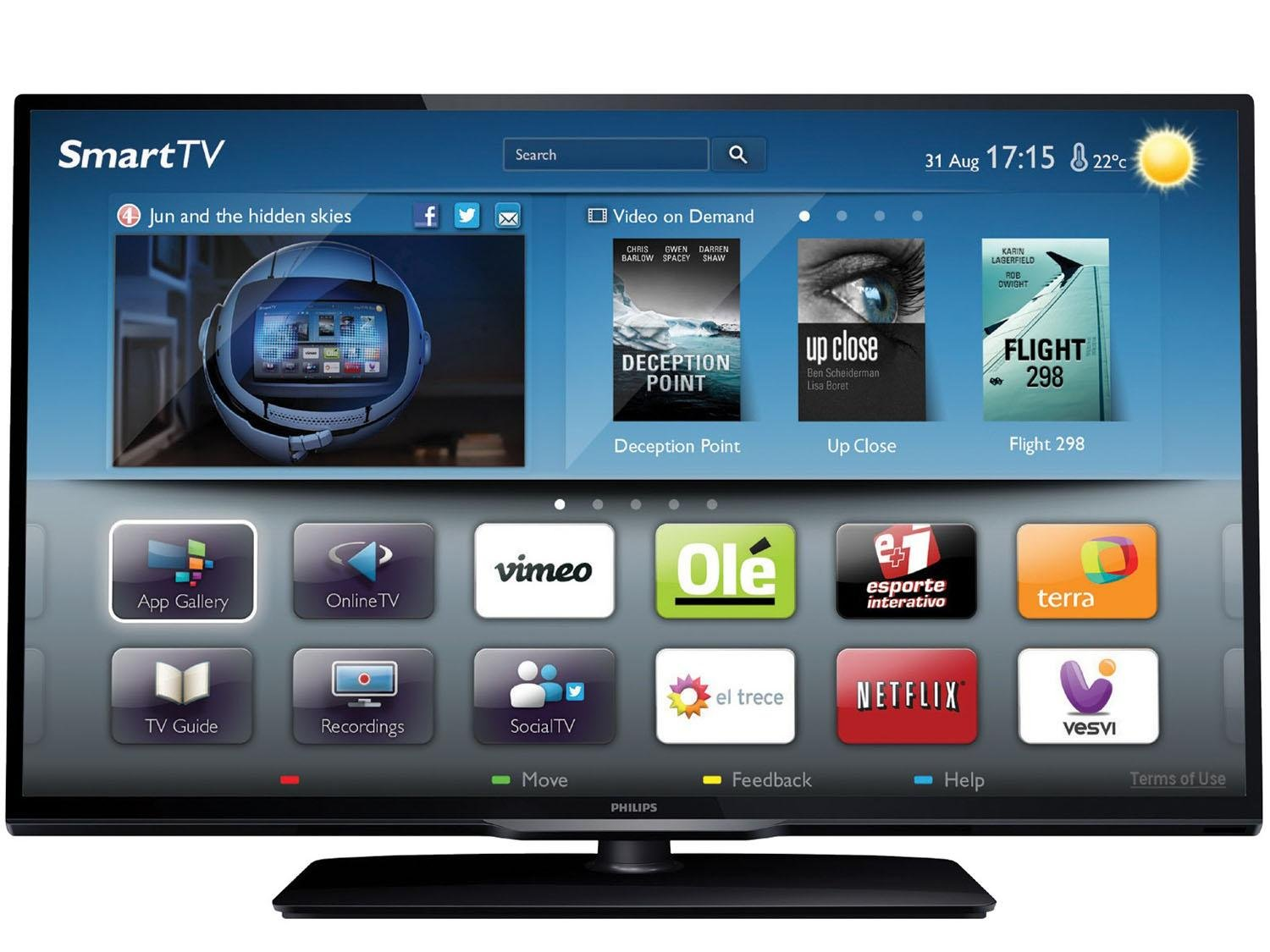 philips 32 720p led smart tv