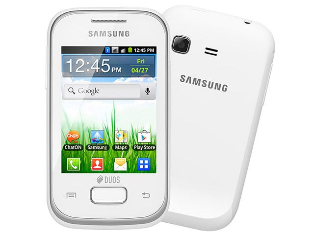 Pocket Plus Duos Dual Chip 3G Android 4 0 C Mera 2MP Wi Fi A GPS