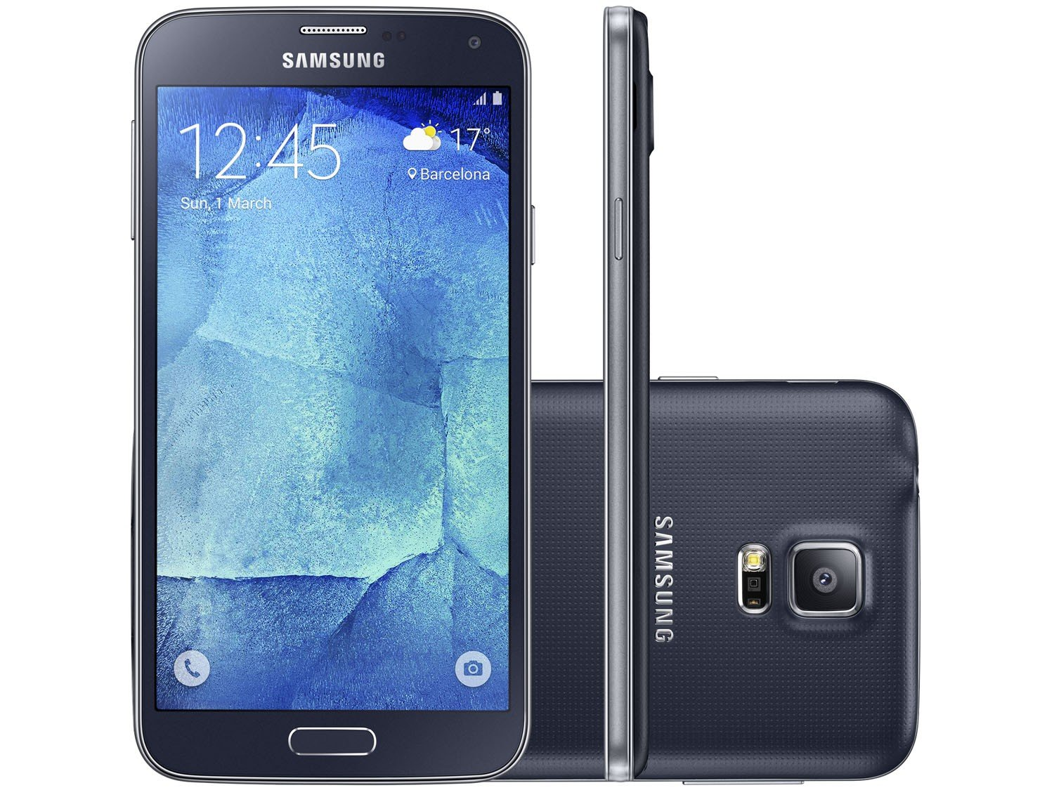smartphone samsung galaxy s5 new edition ds 16gb dual chip. Black Bedroom Furniture Sets. Home Design Ideas