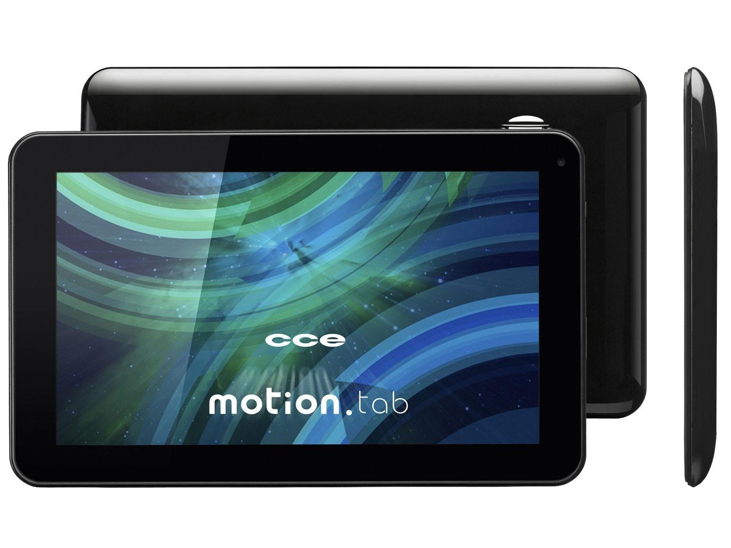 "Tablet CCE TR71 Android 4.0 - Wi-Fi 4GB Tela 7"" Câmera 2MP"