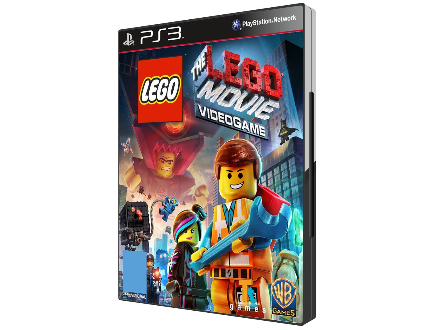 the lego movie videogame p ps3 warner
