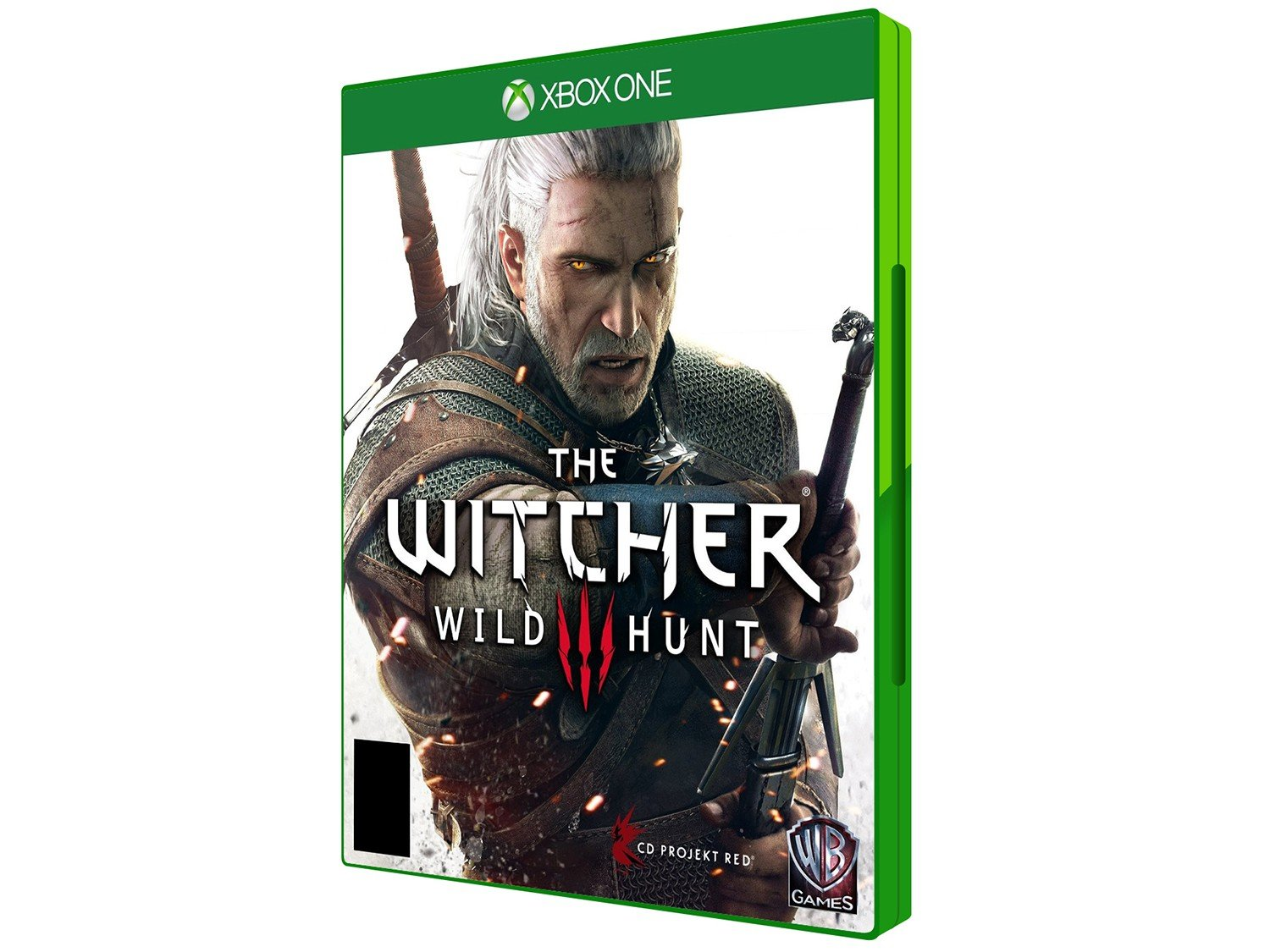 the witcher 3 wild hunt para xbox one cd project red. Black Bedroom Furniture Sets. Home Design Ideas