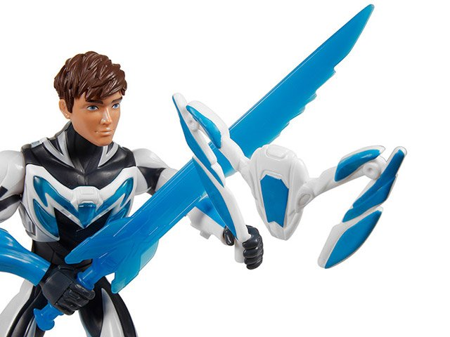 max-steel-ultimate-max-mattel/