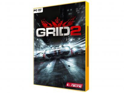 Grid 2 para PC - Codemasters