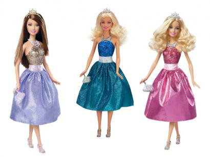 Barbie Princesa - Mattel