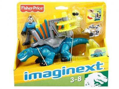 Imaginext Dinos Médio - Fisher-Price