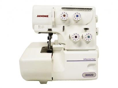 Mquina de Costura - Janome 8002D