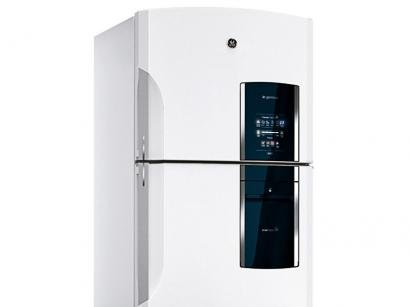 Geladeira/Refrigerador GE Frost Free Duplex 505L - Painel Eletrnico RGS19