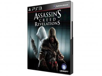 Assassins Creed Revelations para PS3 - Ubisoft