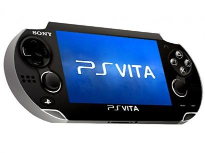 "PlayStation PS Vita Sony Tela OLED 5"" Multi Touch - Wi-Fi Bluetooth 2.1 Câmera Frontal e Traseira"