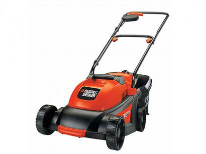 Cortador de Grama 1000W 3 Nveis de Corte 30cm - Black &amp; Decker GR3000-BR