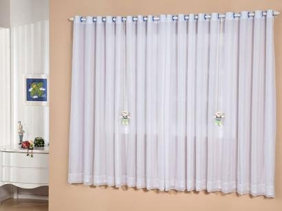 Cortina Coleo Fazendinha 200x180cm - Batistela Baby 3025