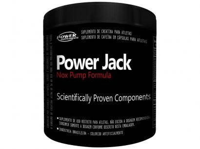 Pr-Treino Power Jack 3D 325g - Power Supplements