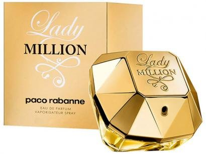 Paco Rabanne Lady Million - Perfume Feminino Eau de Parfum 30 ml