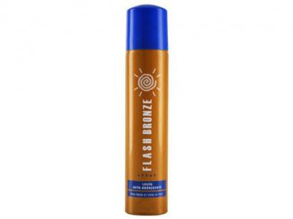Spray Flash Bronze p/ Bronzeamento Instantâneo - sem Expor o Corpo ao Sol 100 ml - Freedom