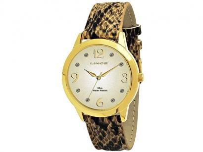 Relgio de Pulso Feminino Fashion Analgico - Lince Urban LRC4133L