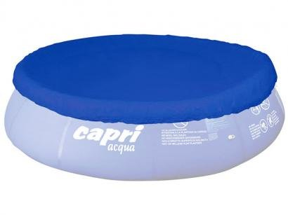 Capa para Piscina Inflvel de 5000 Litros Redonda - Capri 29540000