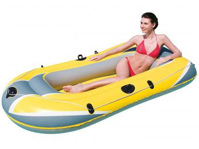 Bote Inflável para 3 Pessoas Bestway - Hydro Force