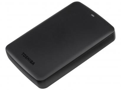 HD Externo 2TB Toshiba CanvioBasics 3.0 - USB 3.0