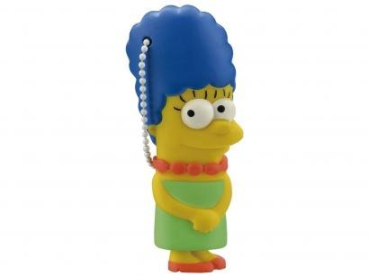 Pen Drive 8GB Multilaser - Marge Simpsons