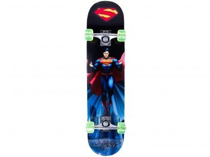 Skate Infantil Justice League DC Superman - Warner