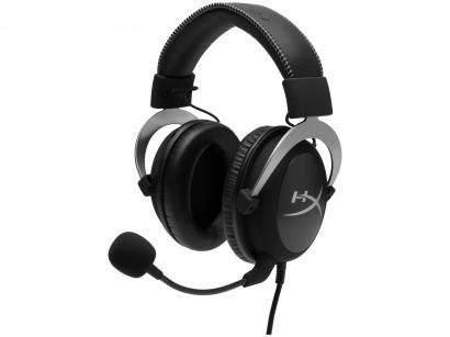 Headset Gamer HyperX Cloud II - Pro Gaming