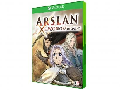 Arslan: The Warriors of Legend para Xbox One - Koei