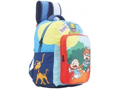 Mochila Escolar Xeryus - Nick Retro Teen
