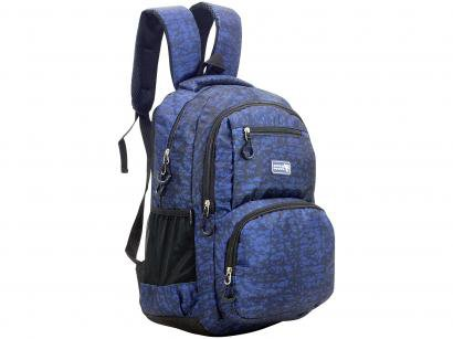 Mochila Escolar Tam. G Xeryus - Over Route Lap Top