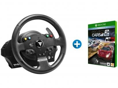 Volante para Xbox PC Thrustmaster TMX - Force Feedback + Project Cars 2 para...
