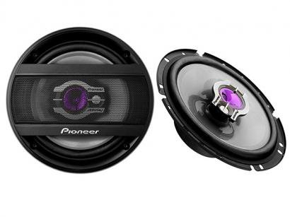 Alto-Falante Triaxial 6 3/4 Polegadas 50W RMS - Pioneer TS-1730BR
