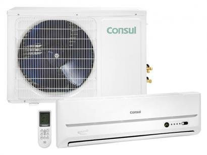 Ar Condicionado Split Consul Frio 9.000 BTUs - CBV/CBY09CB c/ Controle Remoto