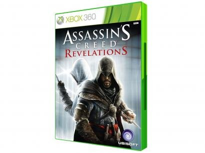 Assassins Creed Revelations para Xbox 360 - Ubisoft