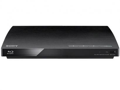 Blu-Ray Player Full HD 1080p HDMI e USB - BDP-S190 - Sony Bravia
