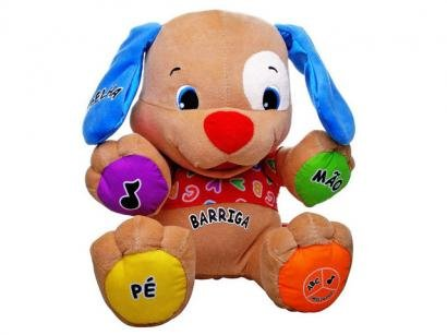 Cachorrinho Aprender e Brincar - Fisher-Price